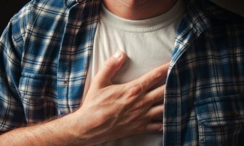 Боль в груди после курения