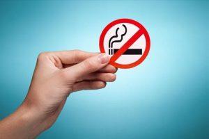 Отказ от курения при лейкоплакии