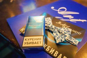 "Сигареты ""Парламент Карат"""