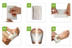 Инструкция по применению пластыря