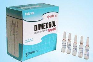 Назначение Димедрола при аллергии на табачный дым