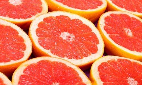 Использование грейпфрута для кальяна