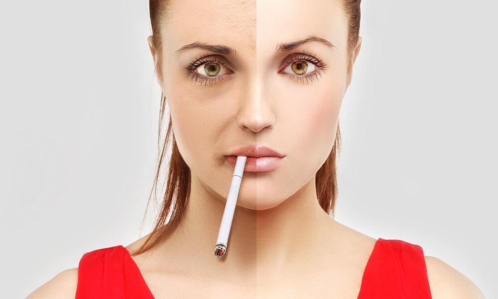 если бросить курить то через сколько кожа восстанавливается