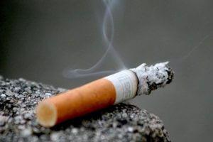 Ухудшение состояния при курении
