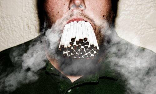 Смертельная доза сигарет
