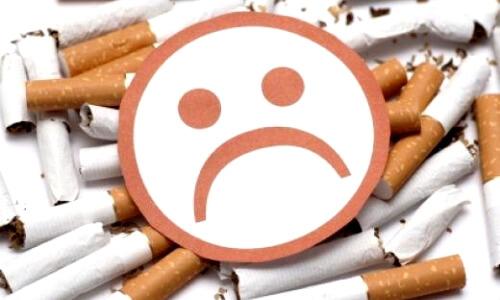 Пагубная привычка курения