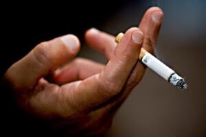 Вред курения во время голодания