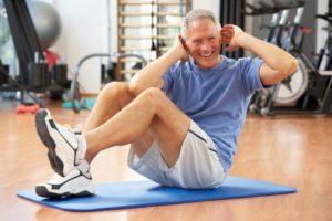 Необходимость физических нагрузок для поддержания веса