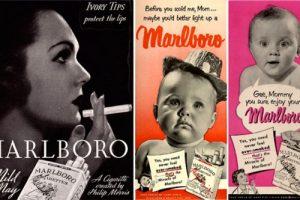 """Первые сигареты """"Мальборо"""" для представительниц прекрасного пола"""