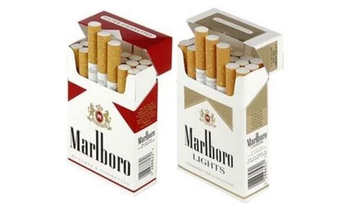 """сигареты """"Мальборо"""""""