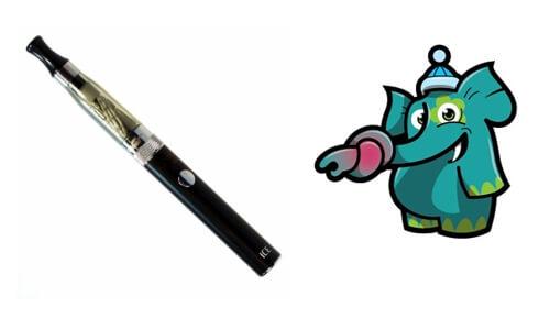 Отсутствие тяги электронной сигареты