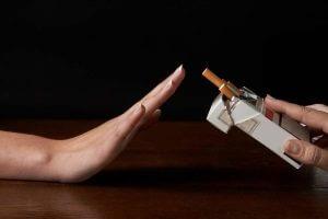 Снижение тяги к курению