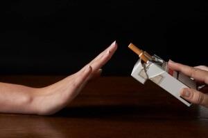 Отказ от курения перед лечением