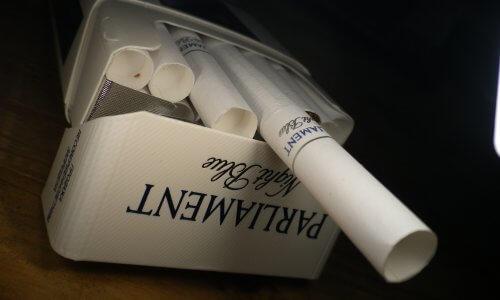 картинки парламент сигареты