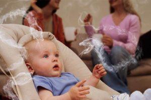 Формирование зависимости при пассивном курении