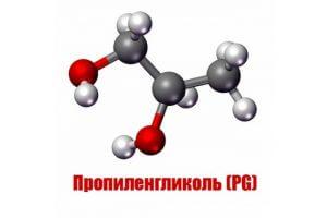 Полипропиленгликоль в составе жидкости