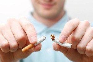 Помощь спрея в борьбе с курением