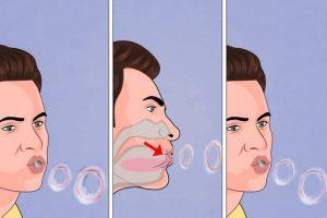 Как делать кольца из дыма от электронной сигареты