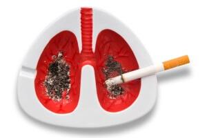 Вред от сигарет