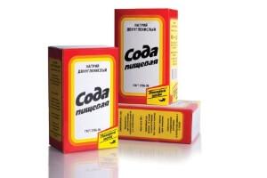 Сода для восстановления ногтей после курения
