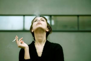 Курение при стрессе