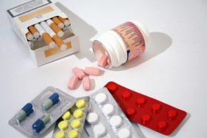 Применение фармакологических средств для отказа от курения