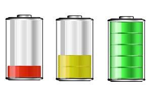 Скорость зарядки в зависимости от объема аккумултятора