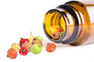 ВАжность содержания витаминов в пище