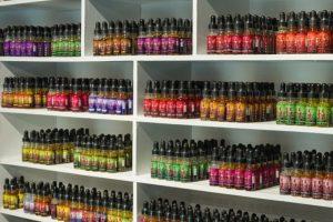 Разнообразие вкусов электронных сигарет