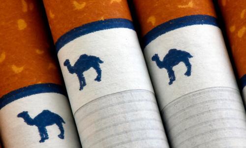 Сигареты фирмы Кэмел