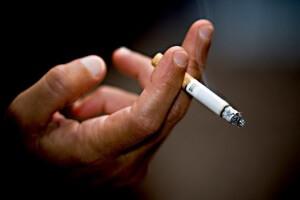 Курение - причина болей в ногах